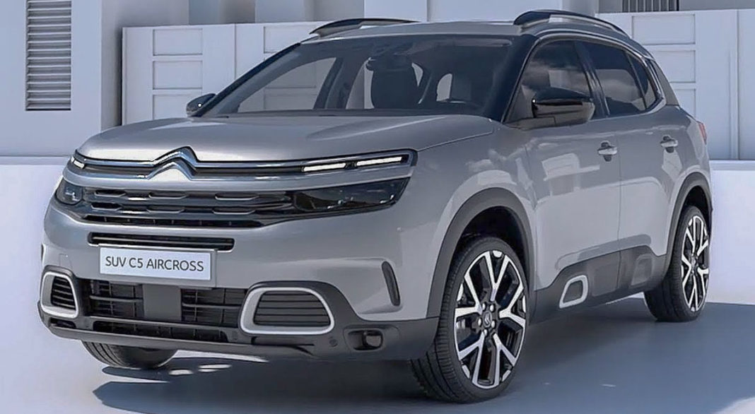 citroen c5 aircross india launch, price, specs, features, engine, rivals