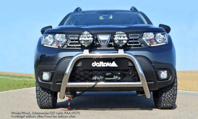 delta 4x4 customised duster 2