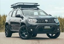 delta 4x4 customised duster_