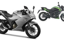gixxer sf 250 vs dominar-2