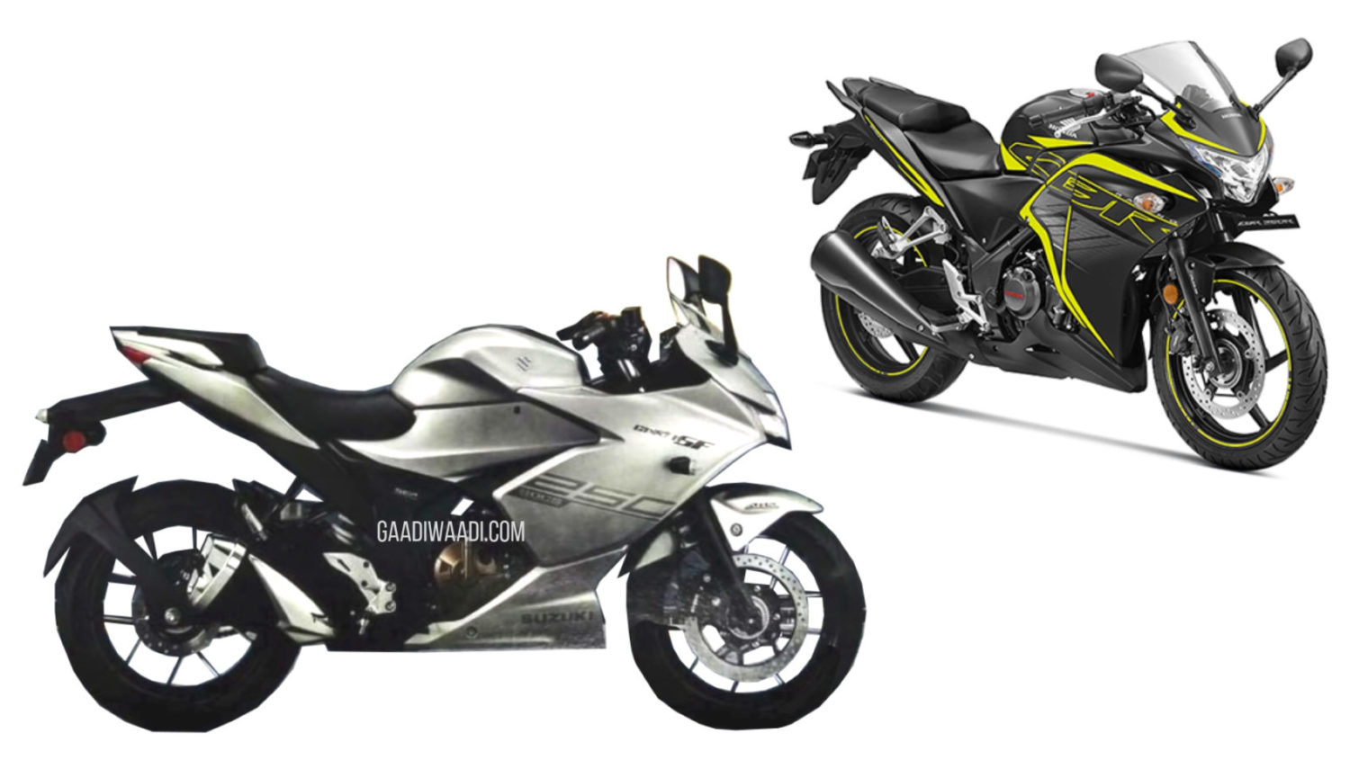 suzuki gixxer sf 250 vs honda cbr 250r specs comparison. Black Bedroom Furniture Sets. Home Design Ideas