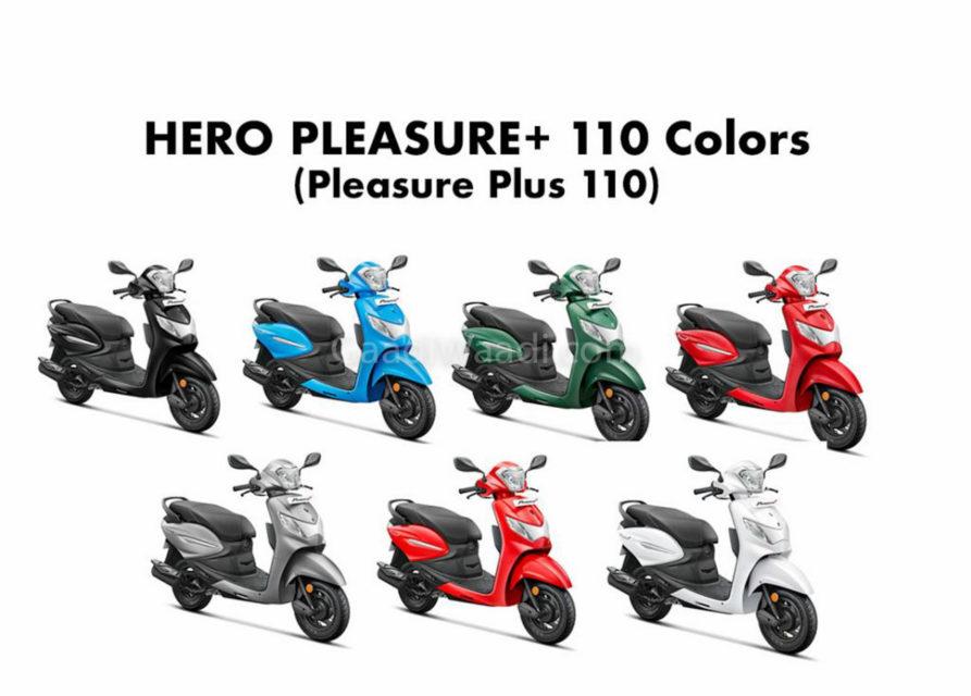 hero pleasure plus vs honda activa vs jupiter-2