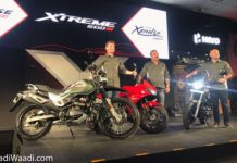 hero xpulse 200, xpulse 200t, xtreme 200s launched in india