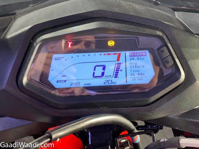 hero xtreme 200s launched in india, price, specs, features 3