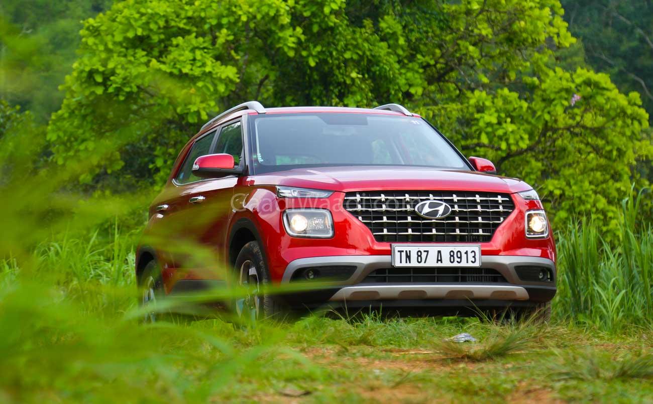 Hyundai Venue Could Get Mild Hybrid Petrol Engine In The ...