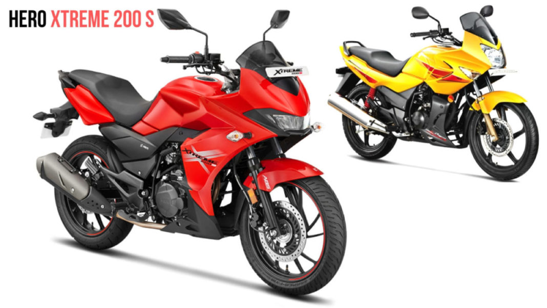 Image result for hero xtreme 200s
