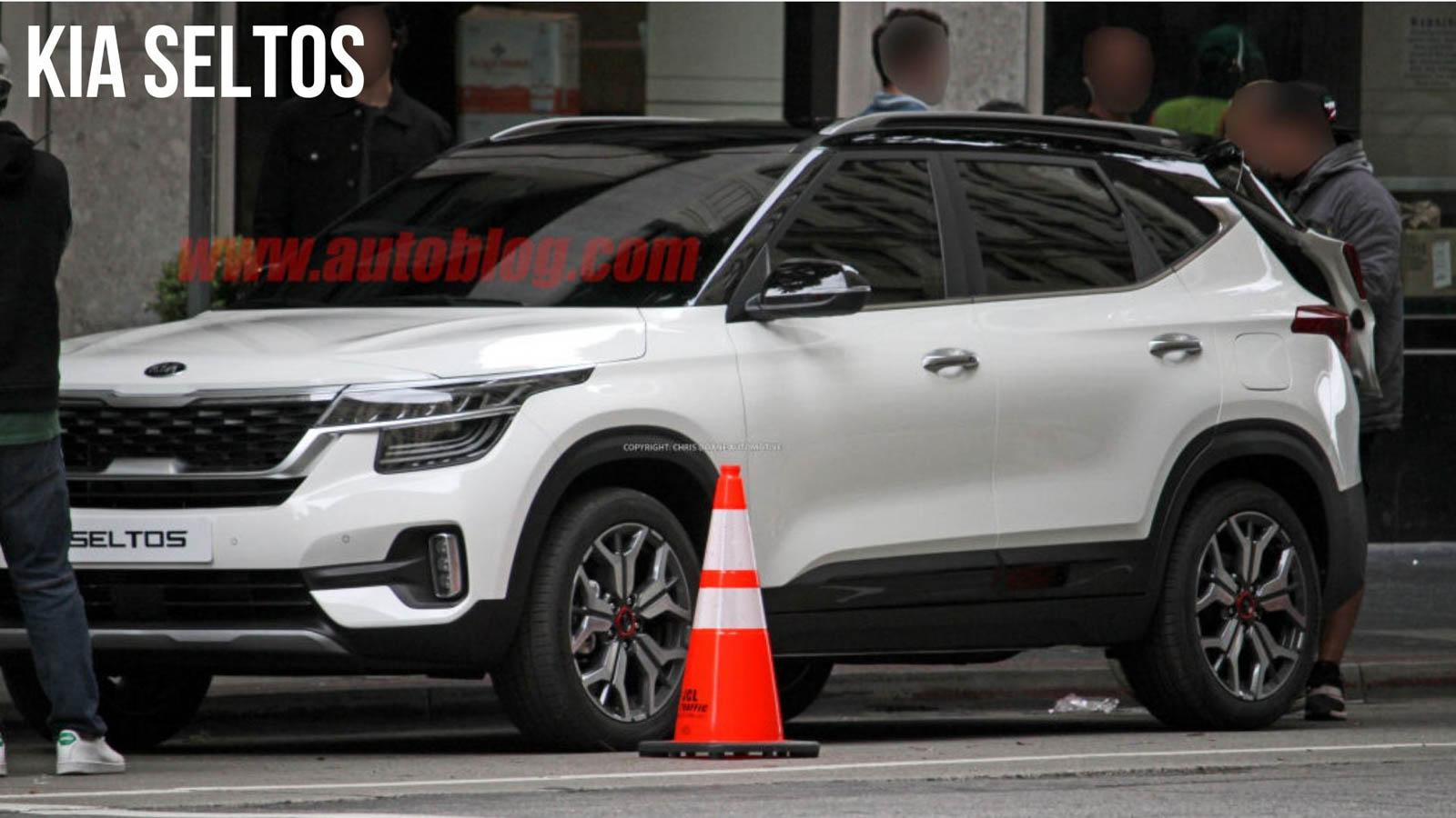Kia Seltos SUV To Debut This Month, To Rival Hyundai Creta