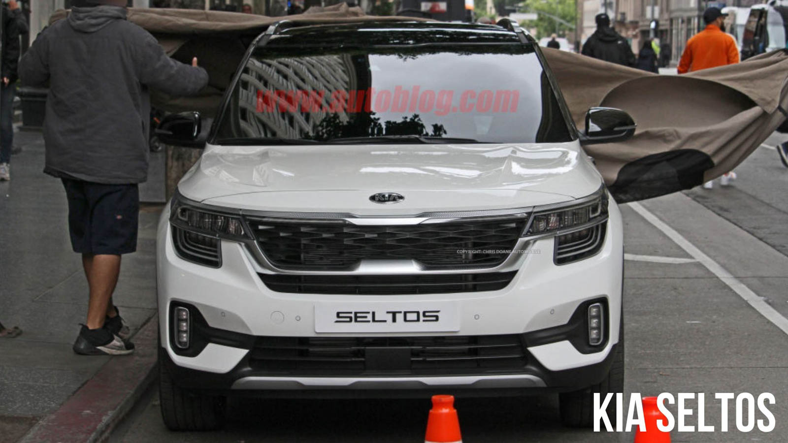 Kia Seltos Is The Name Of The Production Spec SP Concept
