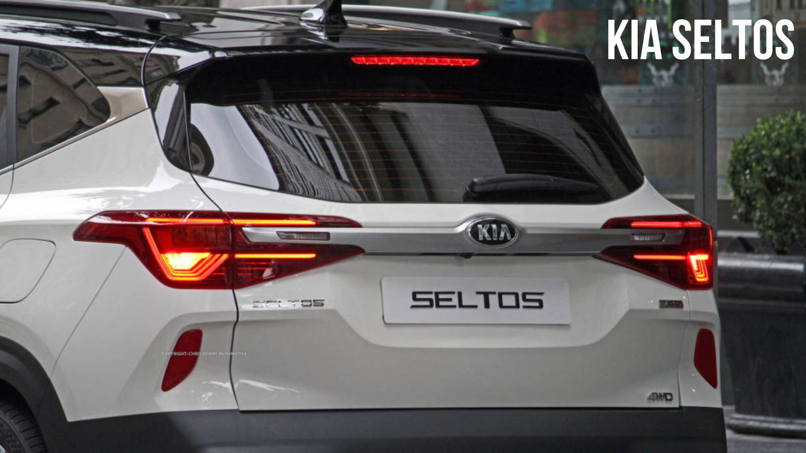 Kia Seltos Announced As Brand's New Global Compact SUV