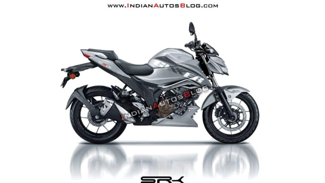 suzuki gixxer 250R