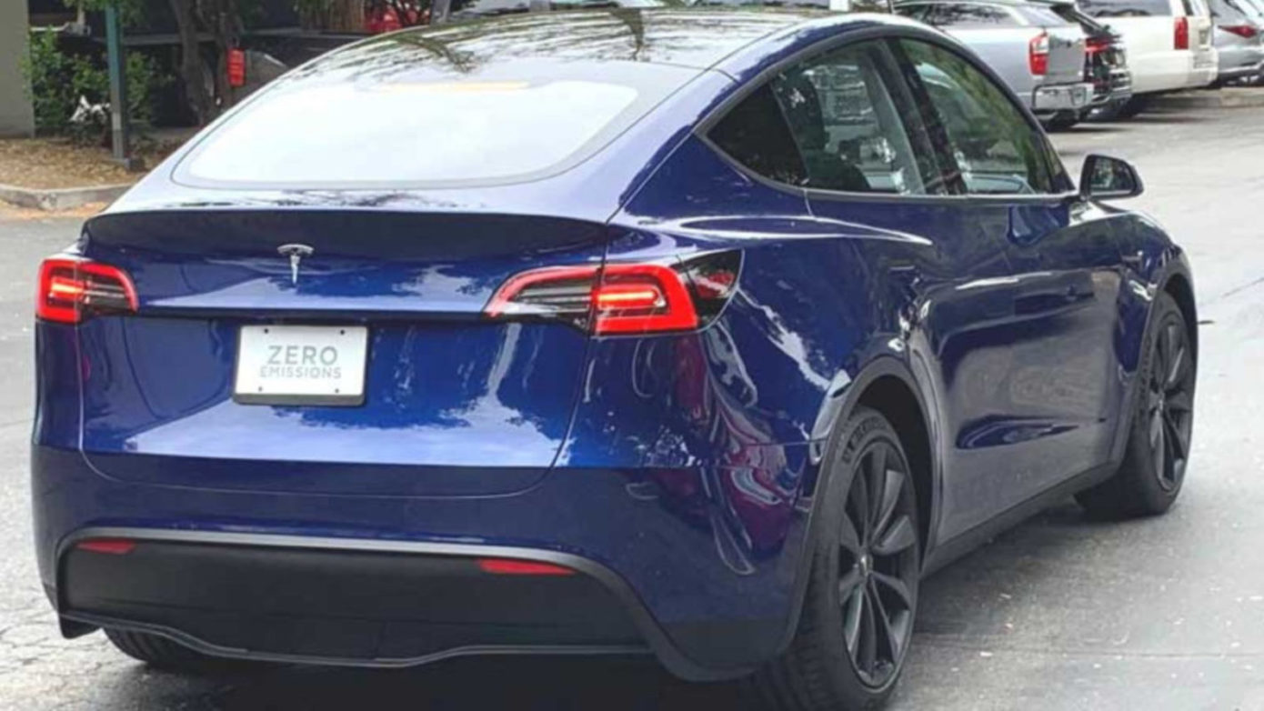 Tesla Model Y Seen Testing On Public Roads For The First