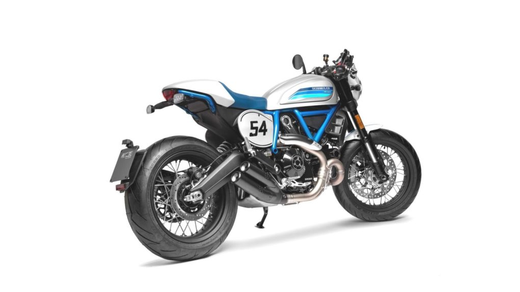 2019 Ducati Scrambler Cafe Racer 2