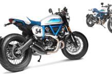2019 Ducati Scrambler Cafe Racer 3