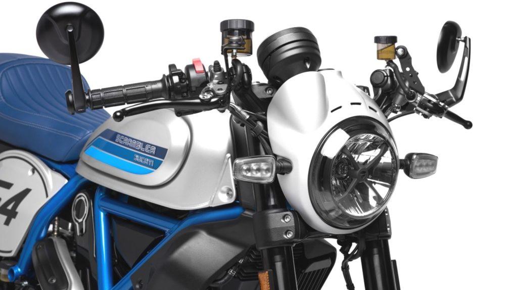 2019 Ducati Scrambler Cafe Racer headlifgt