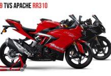2019 TVS Apache RR310