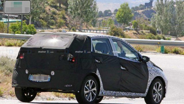 2020 Hyundai Elite i20 Spied 2