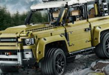 2020 Land Rover Defender Leaked 1