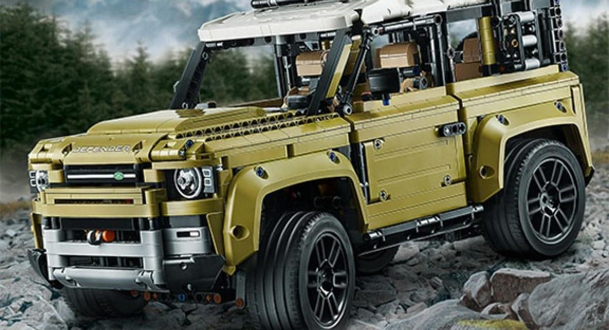2020 land rover defender leaked ahead of likely reveal. Black Bedroom Furniture Sets. Home Design Ideas