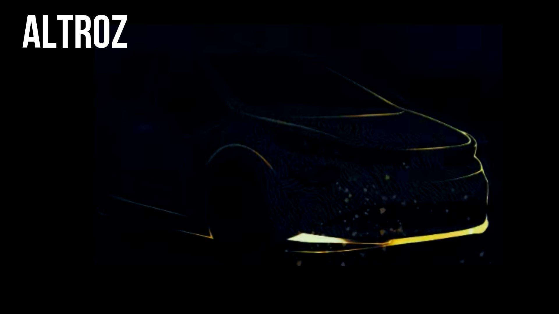 Tata Altroz Official Teaser Video Released, Website Launched - GaadiWaadi.com