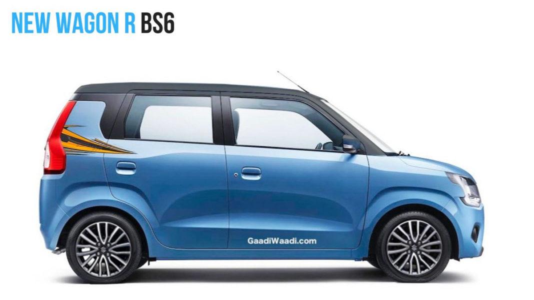 BSVI Maruti Suzuki Wagon R