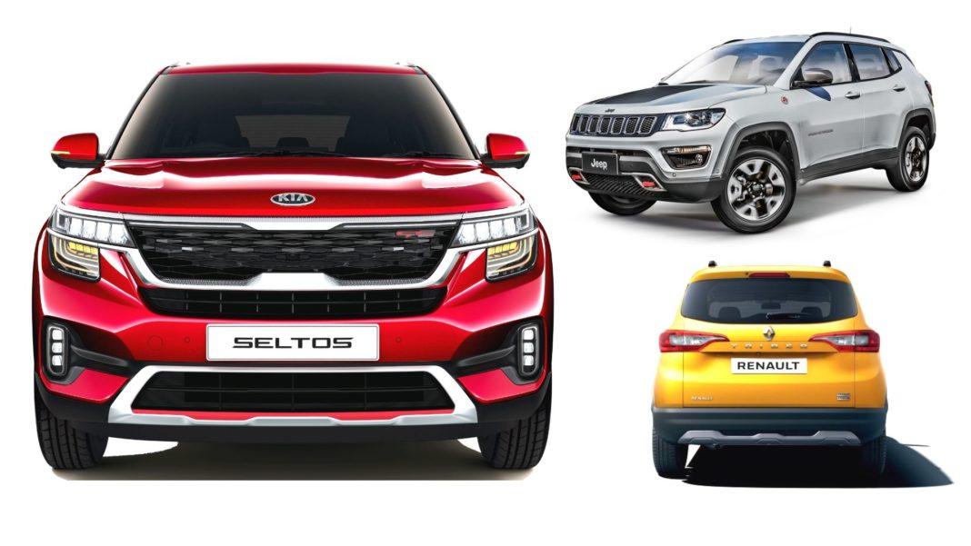 Five SUVs Launching