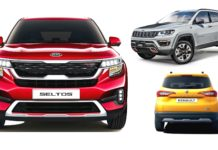 Five SUVs Launching