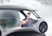 Honda Autonomous City Car With Hot Water Bath Equipped Cabin Visualized-3