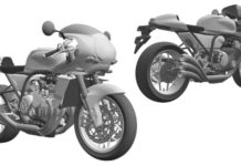 Honda Working On Inline Six Cylinder Motor To Power A New Café Racer 2