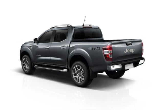 The NewsYet - Jeep Renegade Pickup Truck 1