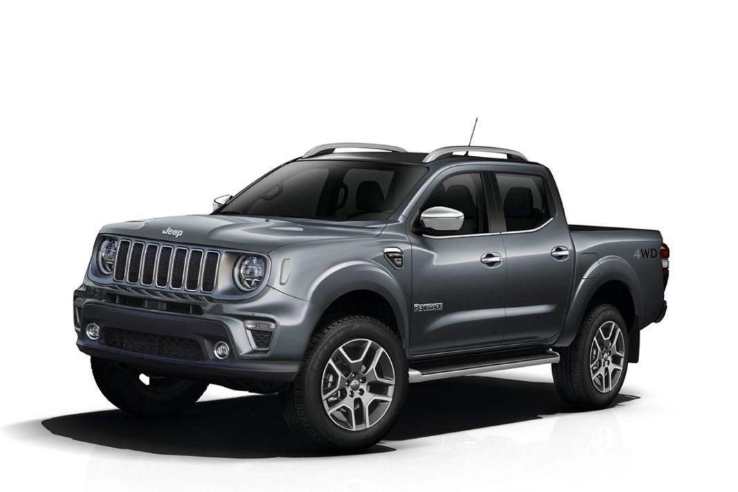 The NewsYet - Jeep Renegade Pickup Truck