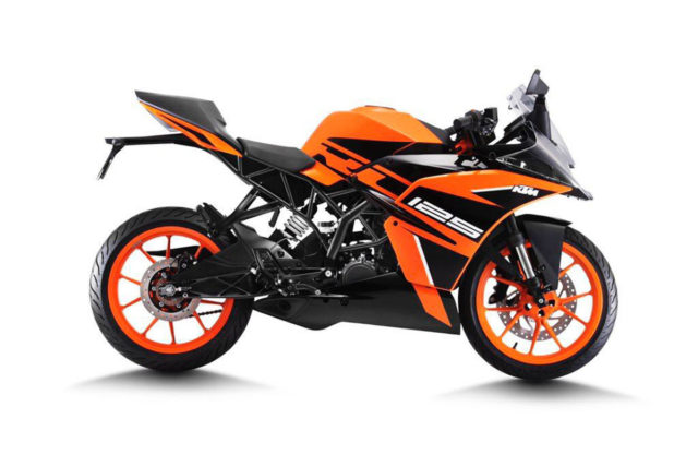 KTM RC 125 Launched In India, Price, Specs, Features, Rivals 1