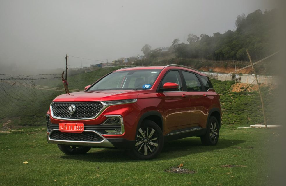 MG Hector Review (27 of 51)