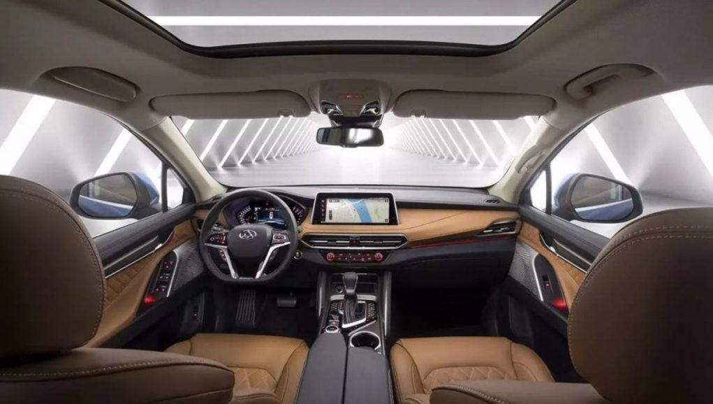 MG Maxus D90 India Launch, Price, Specs, Interior, Features, Rivals 1