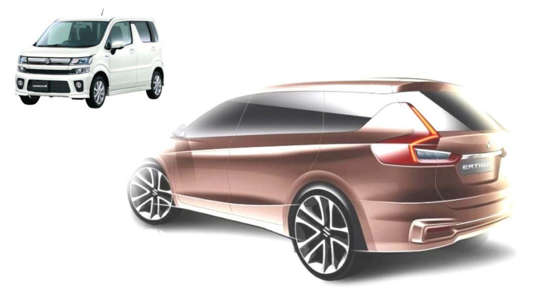 Maruti Ertiga Cross, Electric Wagon R to be Sold from NEXA Dealerships