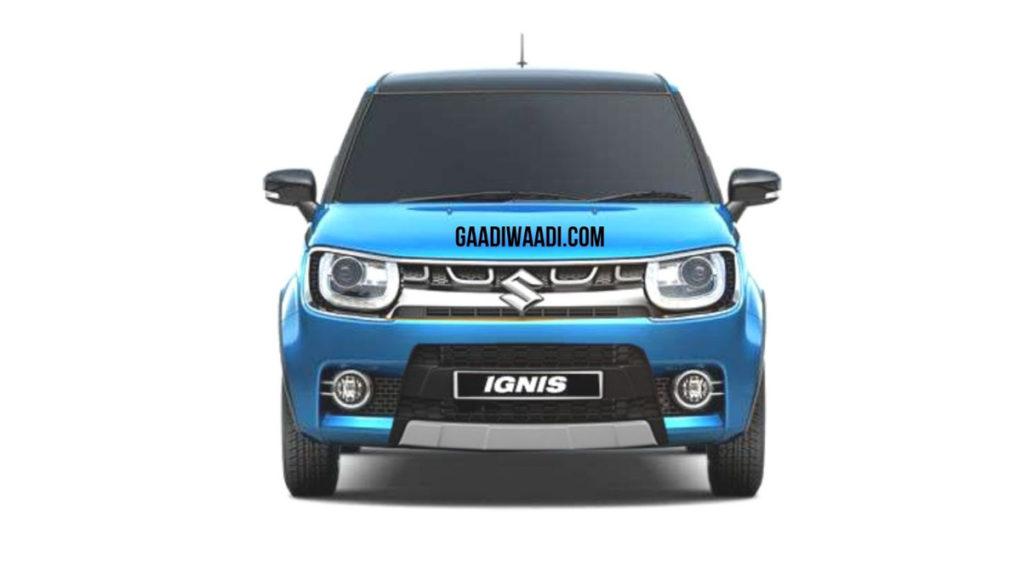Maruti Suzuki Ignis facelift BSVI engine