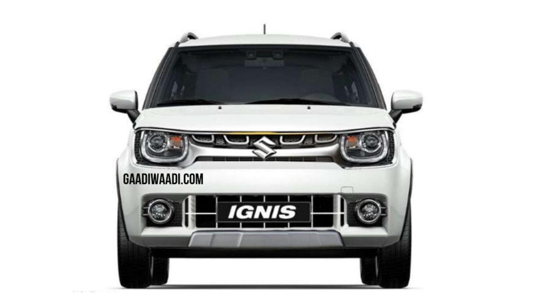 Maruti Suzuki Ignis facelift BSVI ...</p>                         </div>                         <div class=
