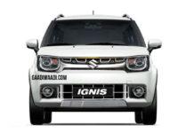 Maruti Suzuki Ignis facelift BSVI engine 2