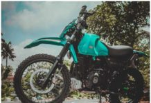 Modified RE Himalayan 2