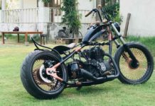 Modified Royal Enfield_