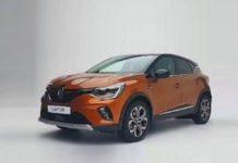 New-Gen Renault Captur Leaked