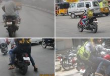 Owner Of A Stolen Yamaha FZ16 Gets Challan With Pictures 2