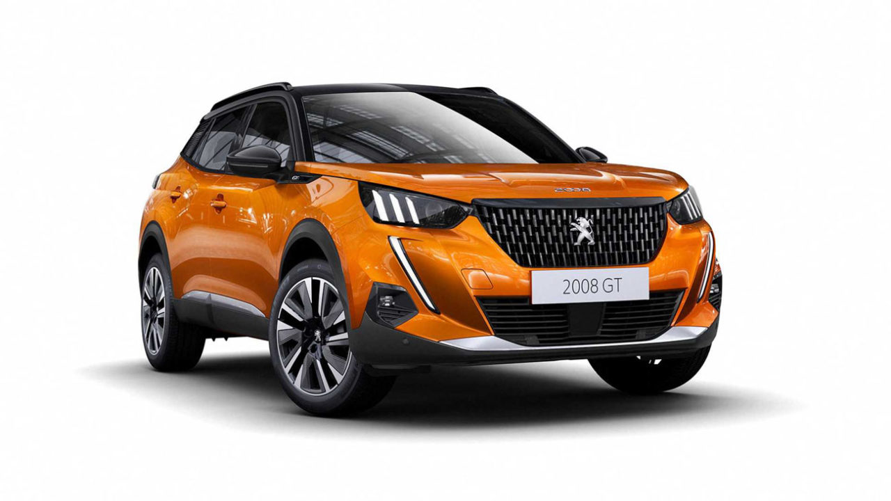 All New 2019 Peugeot 2008 Suv Revealed Gets Diesel And Ev Options