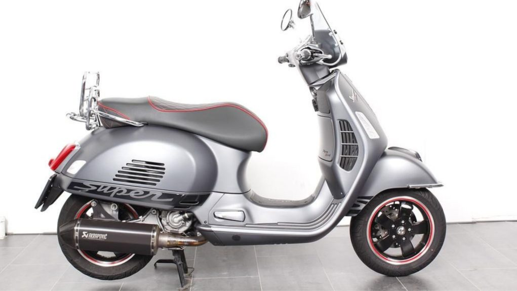 Piaggio to launch powerful under-200cc Vespa scooter in India 1