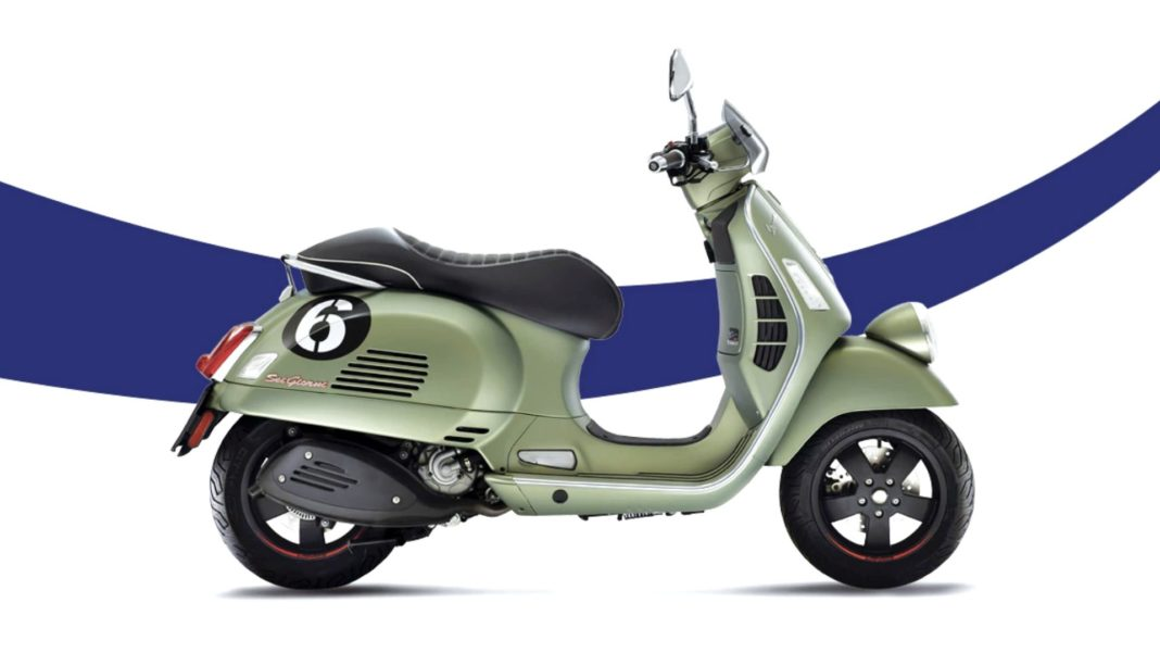 Piaggio to launch powerful under-200cc Vespa scooter in India