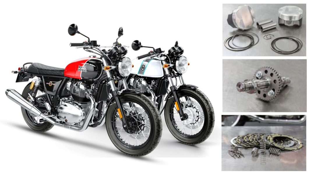 RE 650 Twins To 865 cc 3