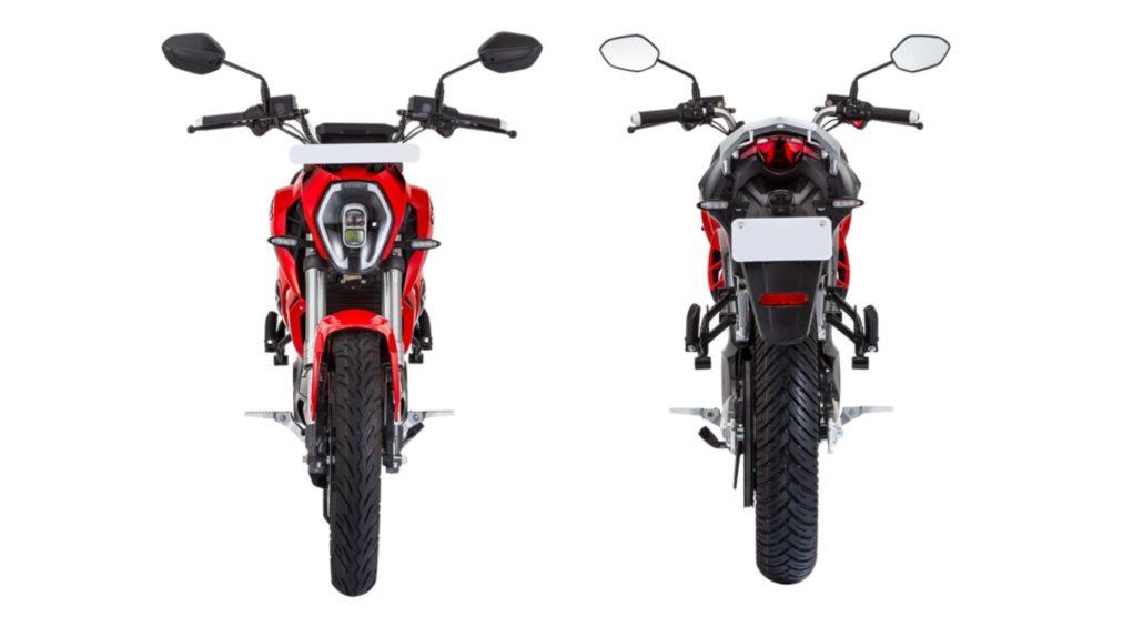 Revolt RV 400 Electric Motorcycle 2