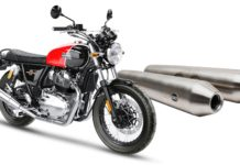 S&S Exhaust System For RE 650 Twins Now In India