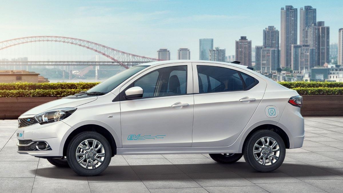 Tata Tigor EV Launched_