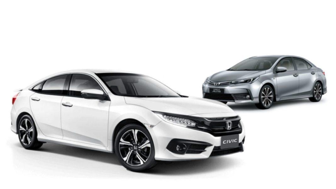 Toyota Corolla Altis Sales Down