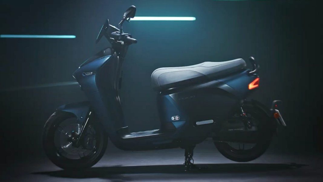 Yamaha Unveils EC-05 Electric Scooter 1